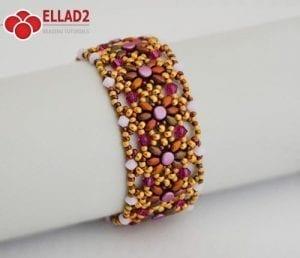 Kralen Tutorial Armband Amaris Ellad2